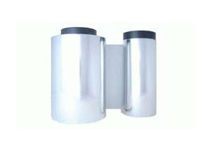 81731 Monochrome Resin Silver Metallic Ribbon Persona, C25, Uno, C16, Pro L & Pro LX, 4250 Silver Metalic Ribbon 1000 IMAGES