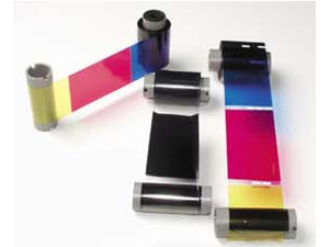 81738 YMCKK ribbon - 250 images Pro L , Pro LX YMCKK 250 IMAGES