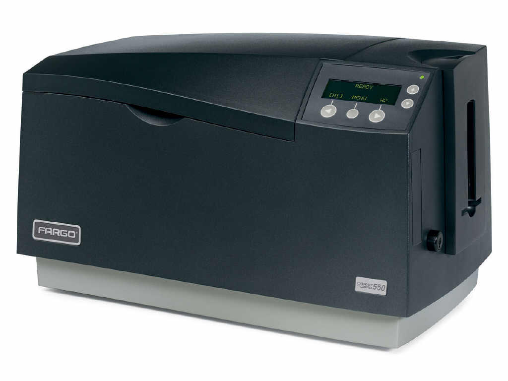 91810 DTC550 SINGLE, MAG, CONTACT SC, ICLASS DTC550 Single Side Base Model + E-Card Docking Station, ISO Magnetic Stripe Encoder, Contact Smart Card Encoder, HID iCLASS Encoder with USB Interface