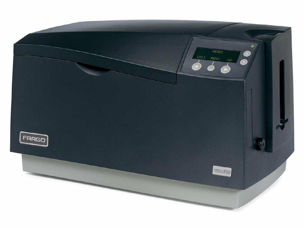 91853 DTC550-LC SINGLE, E-CARD, MIFARE, USB