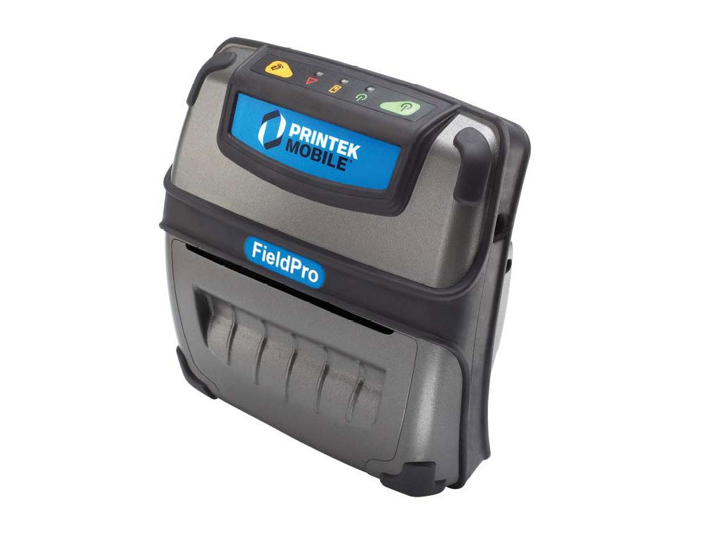 91843 FIELDPRO RT43 MOBILE PTR CABLED FieldPro RT43 - Label Printer - Monochrome - Direct Thermal - 2.8 ips - 203 dpi- Serial; USB - RAM: 1 MB - Memory: 2 MB Flash, 1MB SRAM