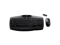 FPCKC12 LOGITECH CORDLESS DESKTOP MX3200 LASER Keyboard - wireless - RF - mouse - USB wireless receiver