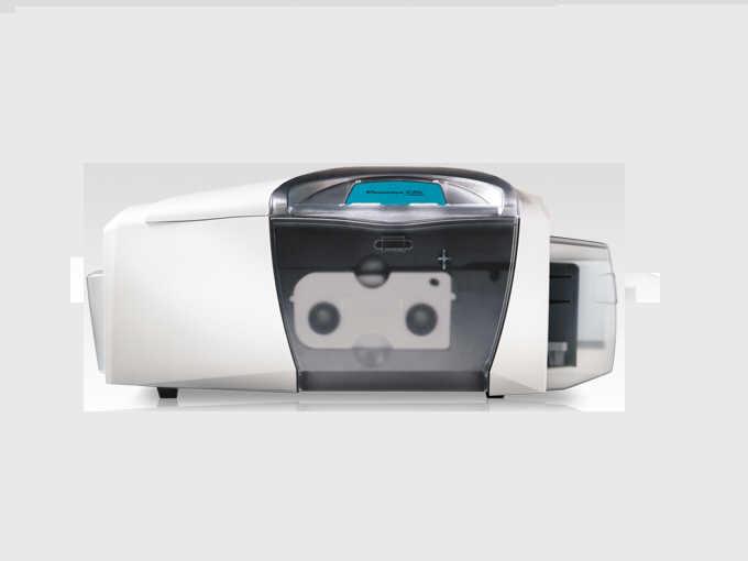 54471 C30E DUAL, USB, 13.56MHZ SMART CARD PERSONA C30e DUAL SIDED Printer Base Model, iCLASS, MIFARE/DESFire, and ContactSmart Card Encoder (Omnikey Cardman 5121 )- 2 year warranty