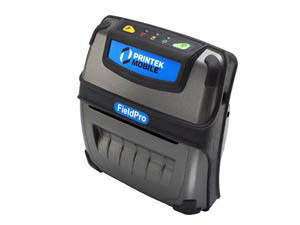 91844SP FIELDPRO BT PNTR W/AC ADPTR 3Y TTL WRNTY FieldPro - Label printer - Monochrome - Direct thermal - 2.8 ips - 203 dpi - Bluetooth;Serial;USB - 1 MB