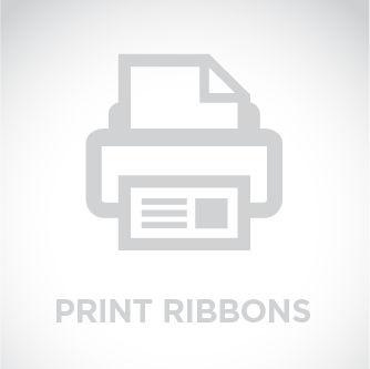 45610 DTC1500 YMCKO: Full-color ribbon resin